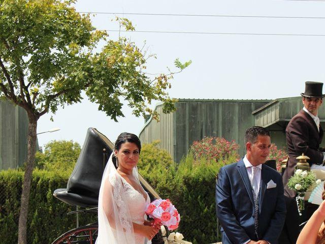 La boda de Manuel y Rosa Maria en Jerez De La Frontera, Cádiz 10