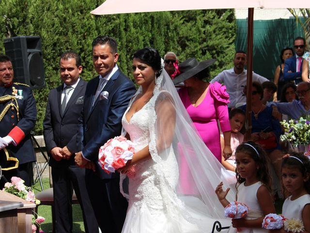 La boda de Manuel y Rosa Maria en Jerez De La Frontera, Cádiz 1