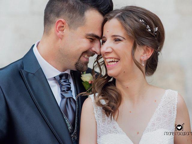 La boda de Estela y Rubén