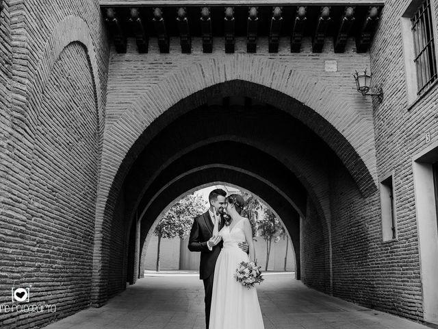 La boda de Rubén  y Estela en Zaragoza, Zaragoza 8