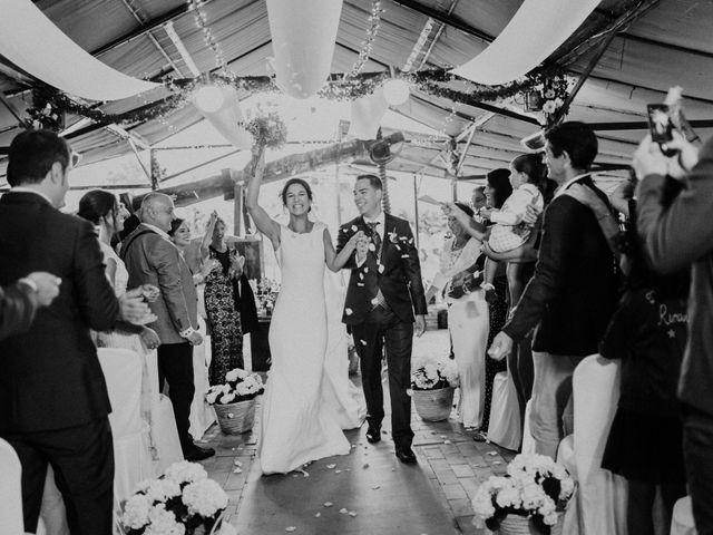 La boda de Maitane y Imanol