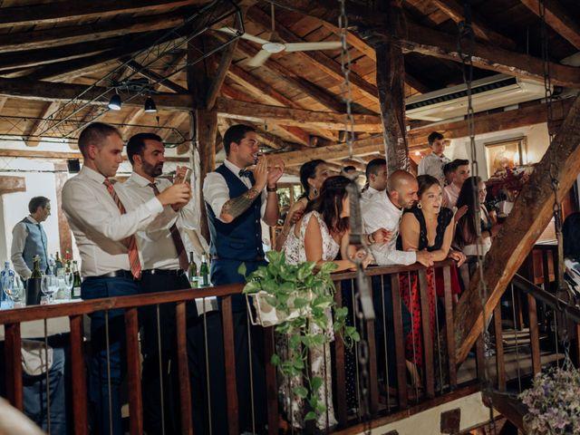 La boda de Imanol y Maitane en Loiu, Vizcaya 34