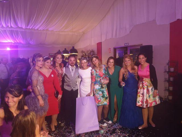 La boda de Cristina  y Luisillo