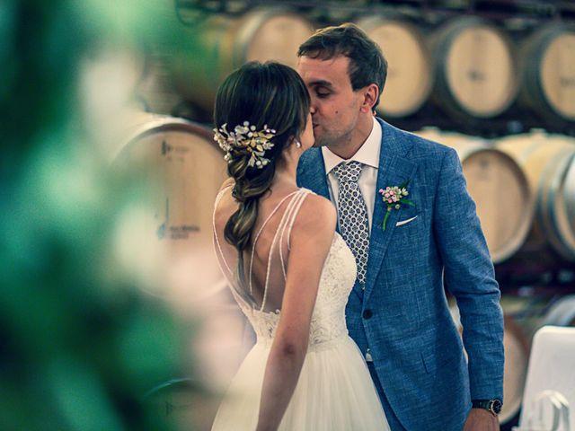 La boda de Esther y Matthieu