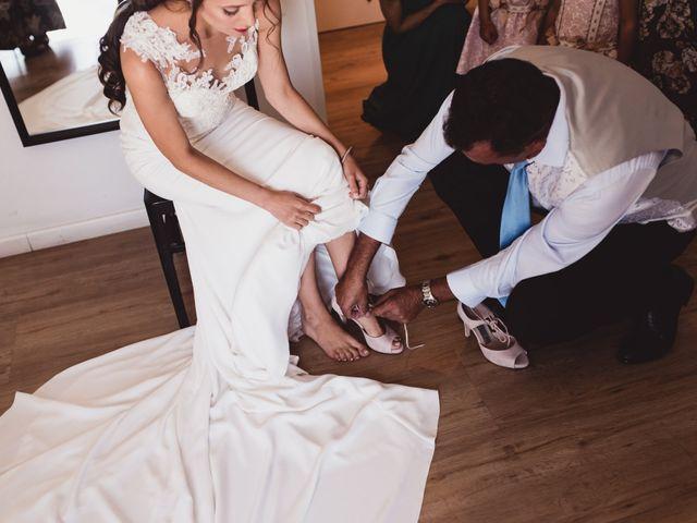 La boda de Miguel y Raquel en Madrid, Madrid 45