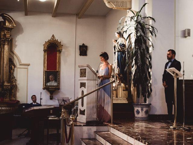 La boda de Miguel y Raquel en Madrid, Madrid 88