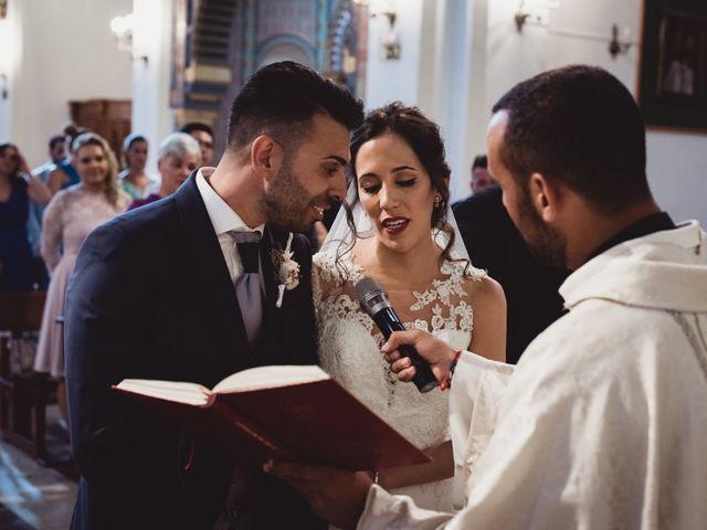 La boda de Miguel y Raquel en Madrid, Madrid 92