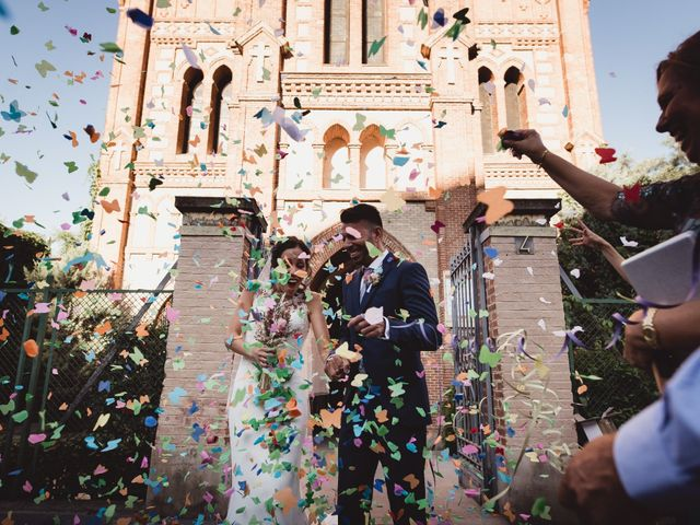 La boda de Miguel y Raquel en Madrid, Madrid 102