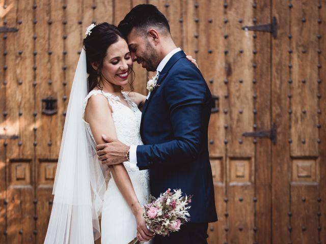 La boda de Miguel y Raquel en Madrid, Madrid 107
