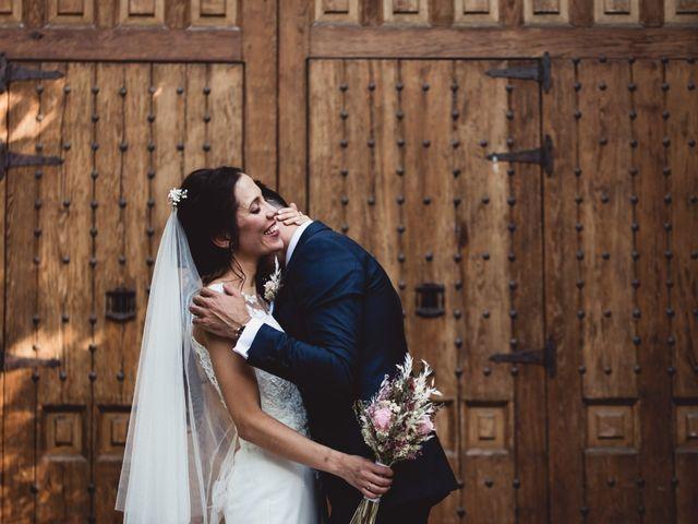 La boda de Miguel y Raquel en Madrid, Madrid 108
