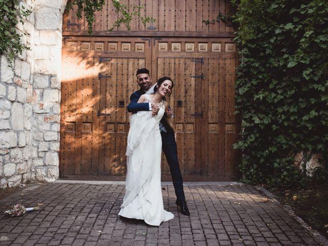 La boda de Miguel y Raquel en Madrid, Madrid 110
