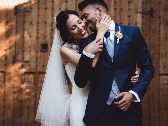 La boda de Raquel y Miguel
