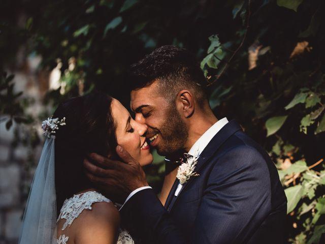 La boda de Miguel y Raquel en Madrid, Madrid 116
