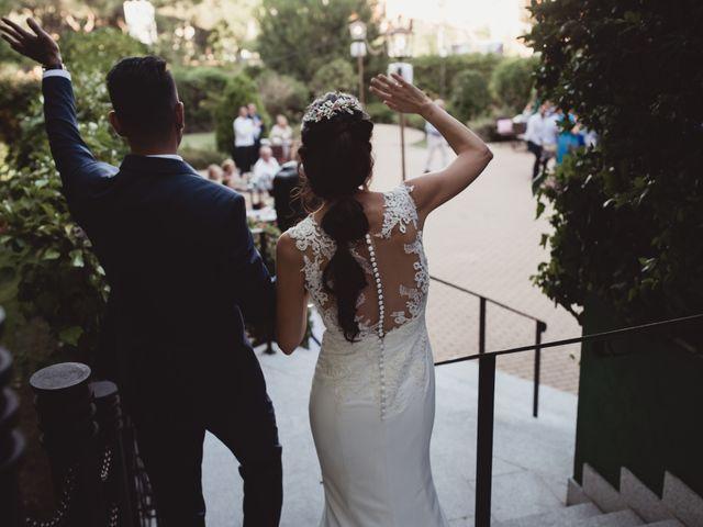 La boda de Miguel y Raquel en Madrid, Madrid 120