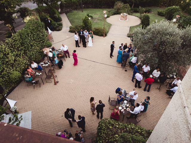 La boda de Miguel y Raquel en Madrid, Madrid 124