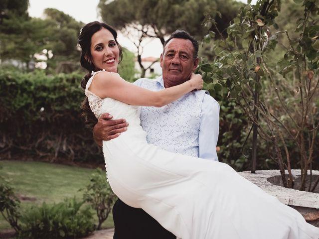 La boda de Miguel y Raquel en Madrid, Madrid 138