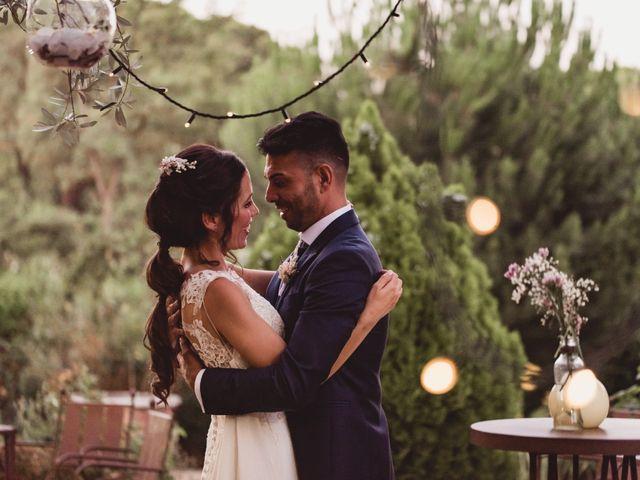 La boda de Miguel y Raquel en Madrid, Madrid 139