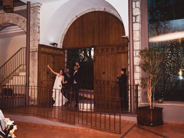 La boda de Miguel y Raquel en Madrid, Madrid 142
