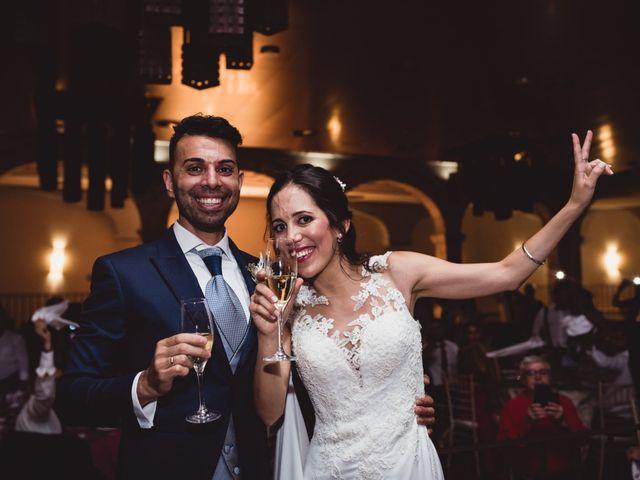 La boda de Miguel y Raquel en Madrid, Madrid 143