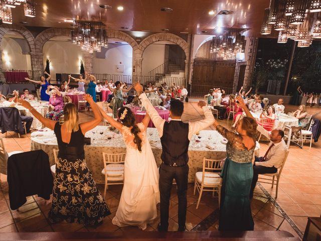 La boda de Miguel y Raquel en Madrid, Madrid 147