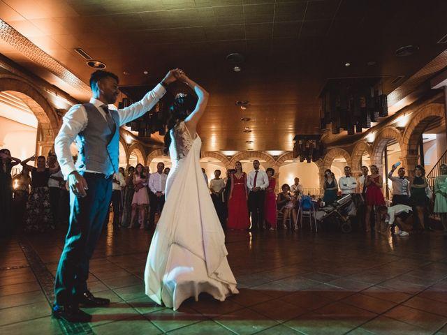 La boda de Miguel y Raquel en Madrid, Madrid 151