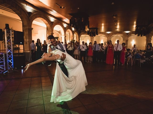 La boda de Miguel y Raquel en Madrid, Madrid 152