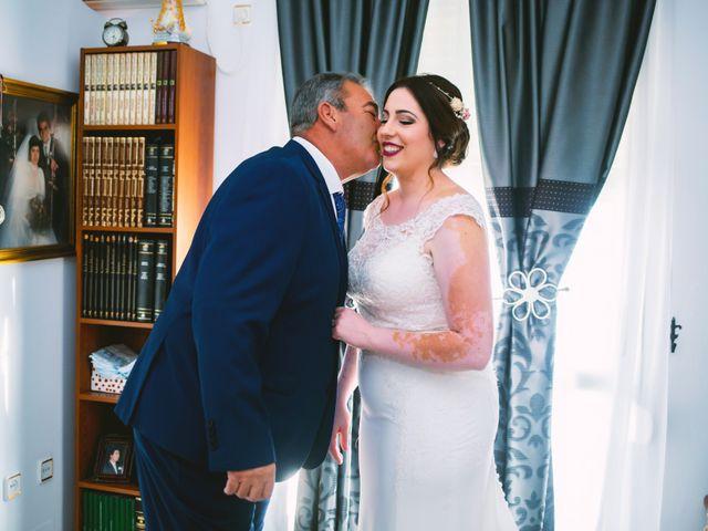 La boda de Fran y Cristina en Villafranca De Los Barros, Badajoz 20