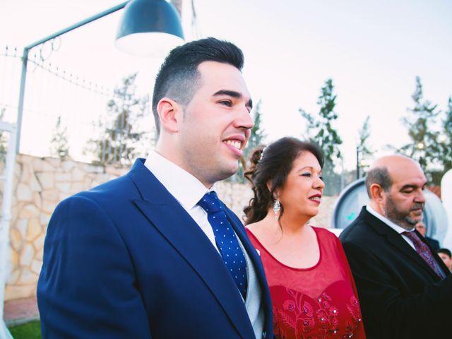 La boda de Fran y Cristina en Villafranca De Los Barros, Badajoz 28