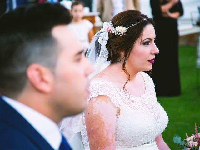 La boda de Fran y Cristina en Villafranca De Los Barros, Badajoz 30