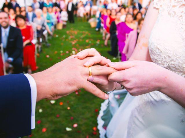 La boda de Fran y Cristina en Villafranca De Los Barros, Badajoz 34