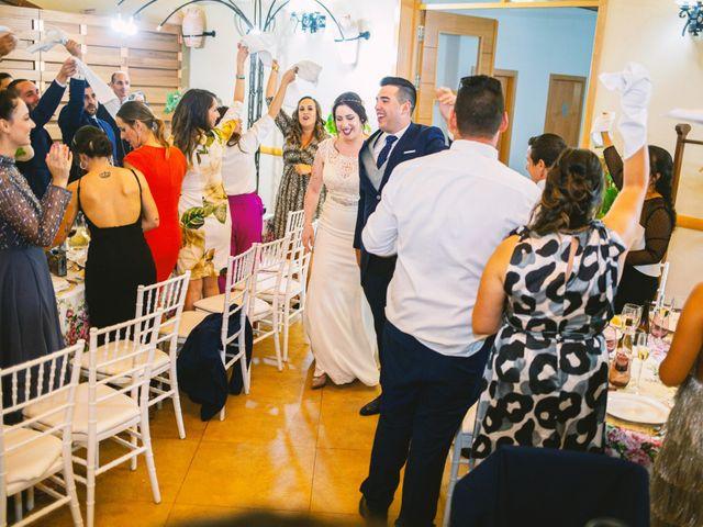 La boda de Fran y Cristina en Villafranca De Los Barros, Badajoz 40