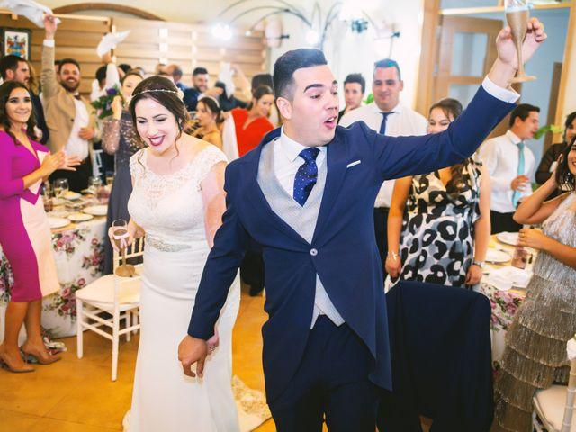 La boda de Fran y Cristina en Villafranca De Los Barros, Badajoz 41
