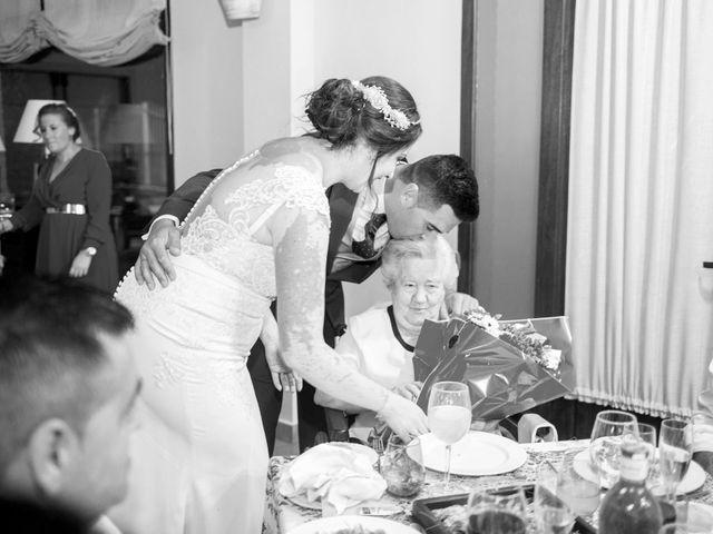 La boda de Fran y Cristina en Villafranca De Los Barros, Badajoz 42