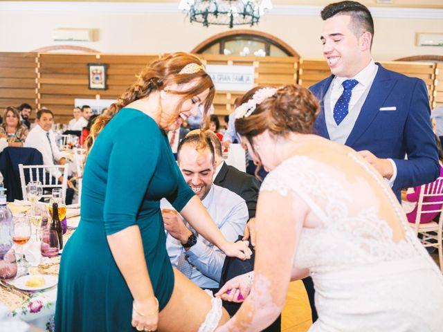 La boda de Fran y Cristina en Villafranca De Los Barros, Badajoz 46
