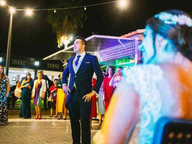 La boda de Fran y Cristina en Villafranca De Los Barros, Badajoz 51