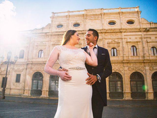 La boda de Fran y Cristina en Villafranca De Los Barros, Badajoz 56