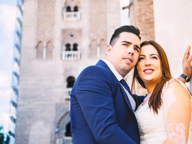 La boda de Fran y Cristina en Villafranca De Los Barros, Badajoz 57