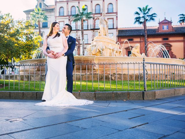 La boda de Fran y Cristina en Villafranca De Los Barros, Badajoz 60