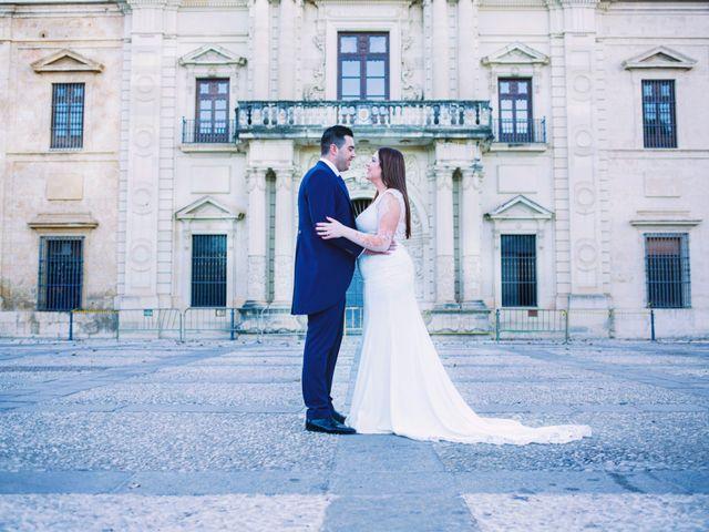 La boda de Fran y Cristina en Villafranca De Los Barros, Badajoz 61