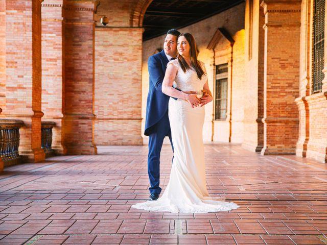 La boda de Fran y Cristina en Villafranca De Los Barros, Badajoz 63