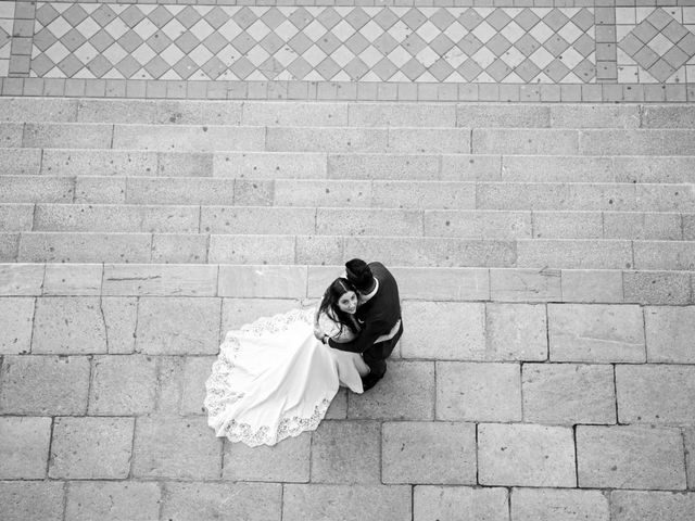 La boda de Fran y Cristina en Villafranca De Los Barros, Badajoz 64