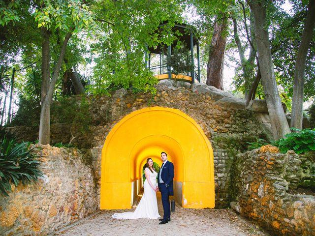 La boda de Fran y Cristina en Villafranca De Los Barros, Badajoz 65