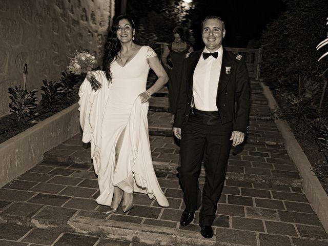 La boda de Gustavo y Emma