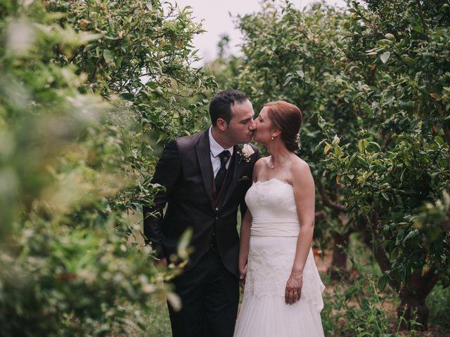 La boda de Maite y Gerard en Les Cases D'alcanar, Tarragona 1