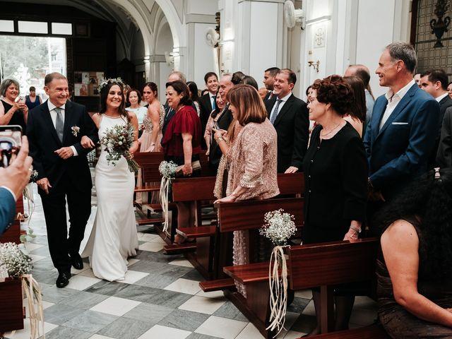 La boda de Marcos y Isabel en Granada, Granada 13