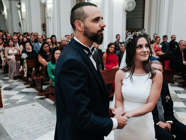 La boda de Marcos y Isabel en Granada, Granada 14