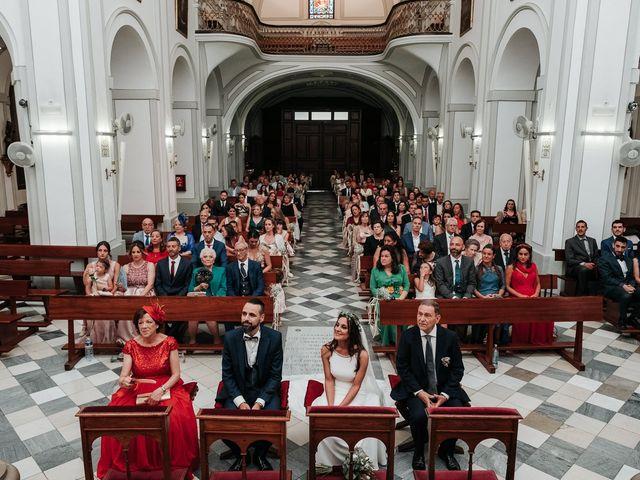 La boda de Marcos y Isabel en Granada, Granada 16