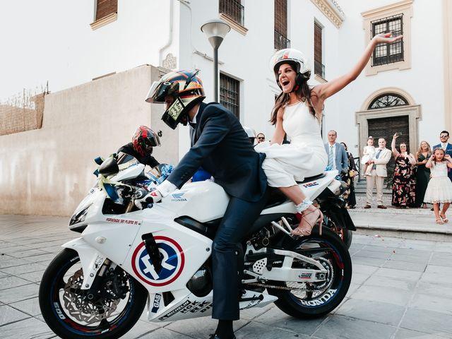 La boda de Marcos y Isabel en Granada, Granada 18