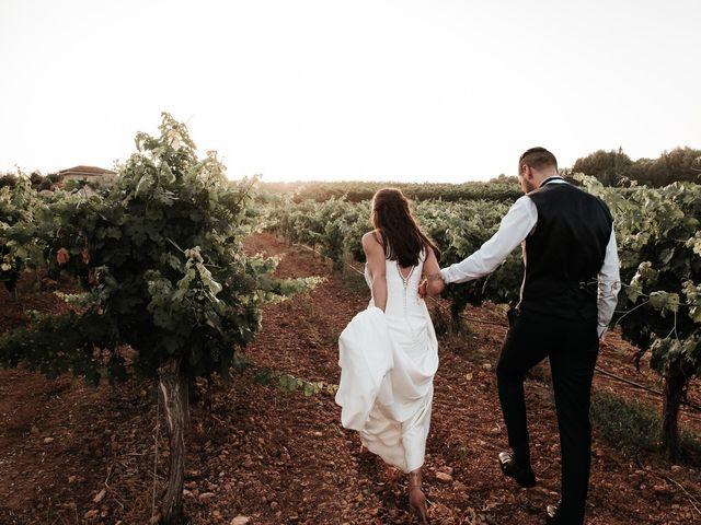 La boda de Marcos y Isabel en Granada, Granada 21