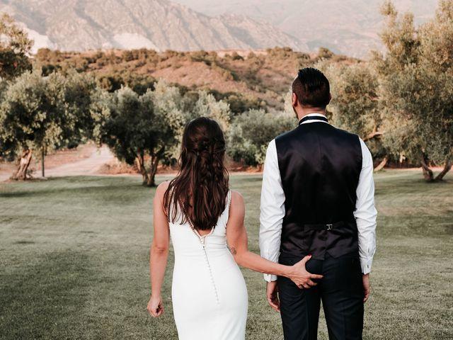La boda de Marcos y Isabel en Granada, Granada 22